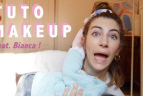 Tuto makeup «Moi en mieux», feat. Bianca !