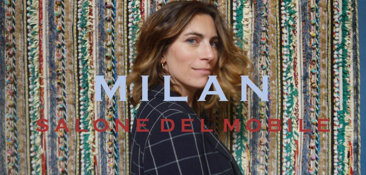 VLOG Salone del Mobile à Milan