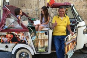 Sicile avec des enfants, le roadtrip de Sara
