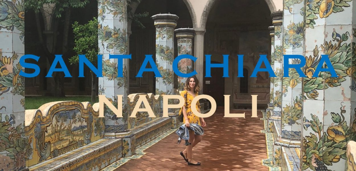 Cloitre de Santa Chiara, Naples