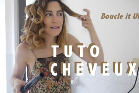 Tuto cheveux, Boucle it up !