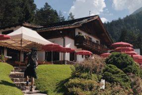Vacances en famille à Santa Cristina, Dolomites