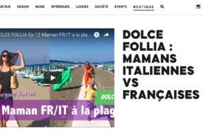 Ma Dolce Follia sur le site de MILK Magazine !