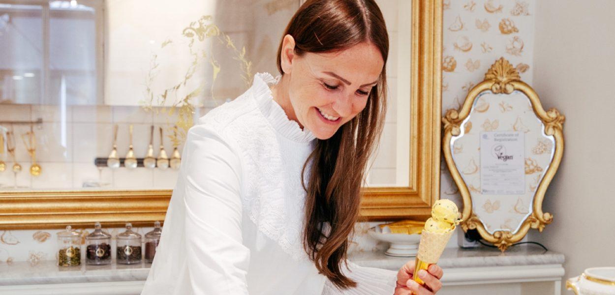 L'Italie à Paris avec Veronika Squillante, cofondatrice Il Gelato del Marchese