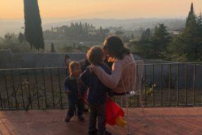DOLCE VITA, une famille bilingue