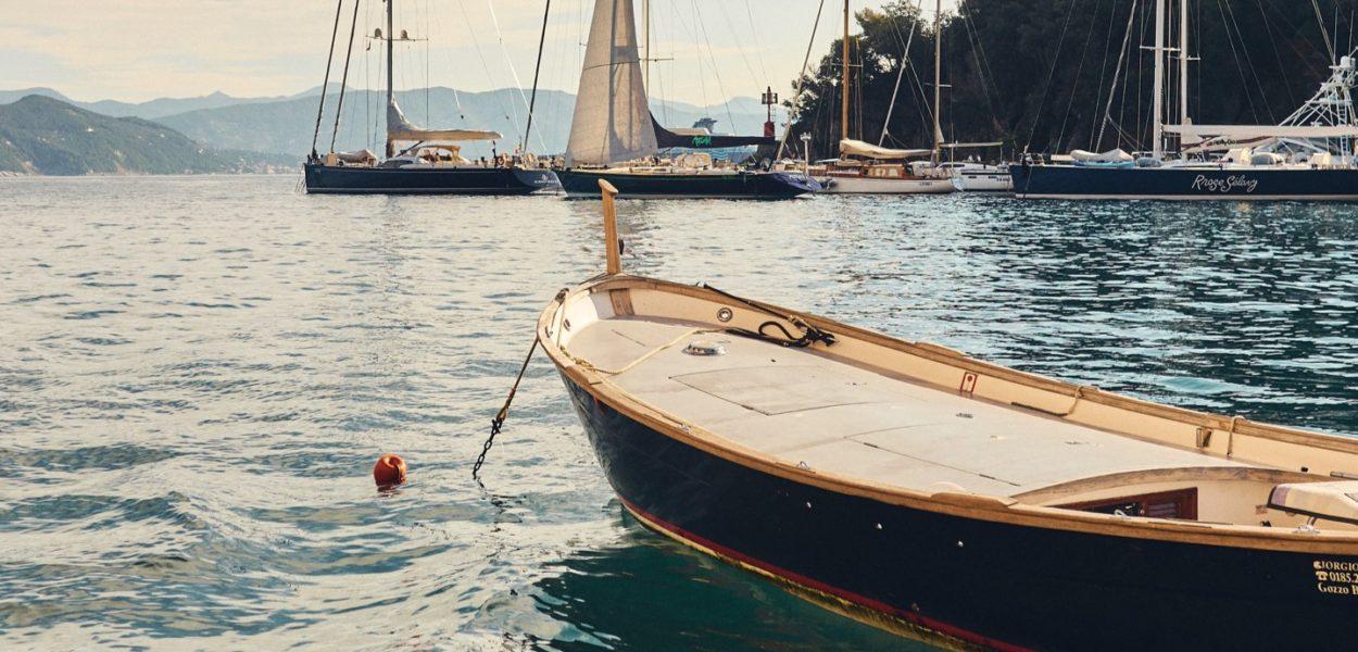 Portofino, les échappées / une virée bateau sans permis