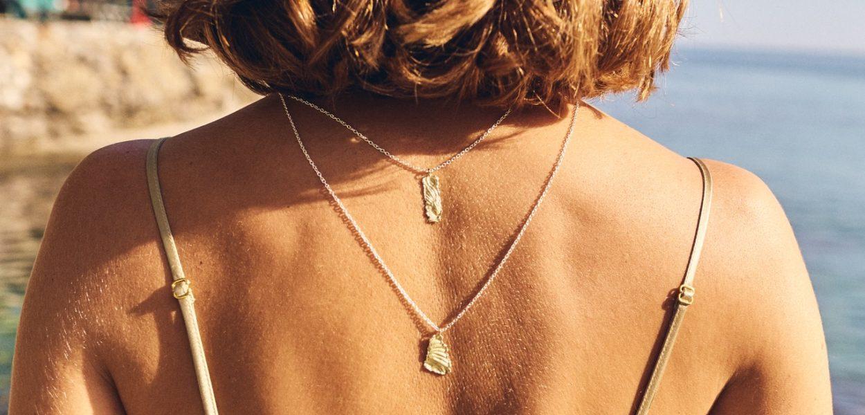 Fragmenta, un collier-talisman par Cristiano Pierazzuoli