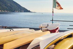 Portofino, les échappées / kayak et stand-up paddle