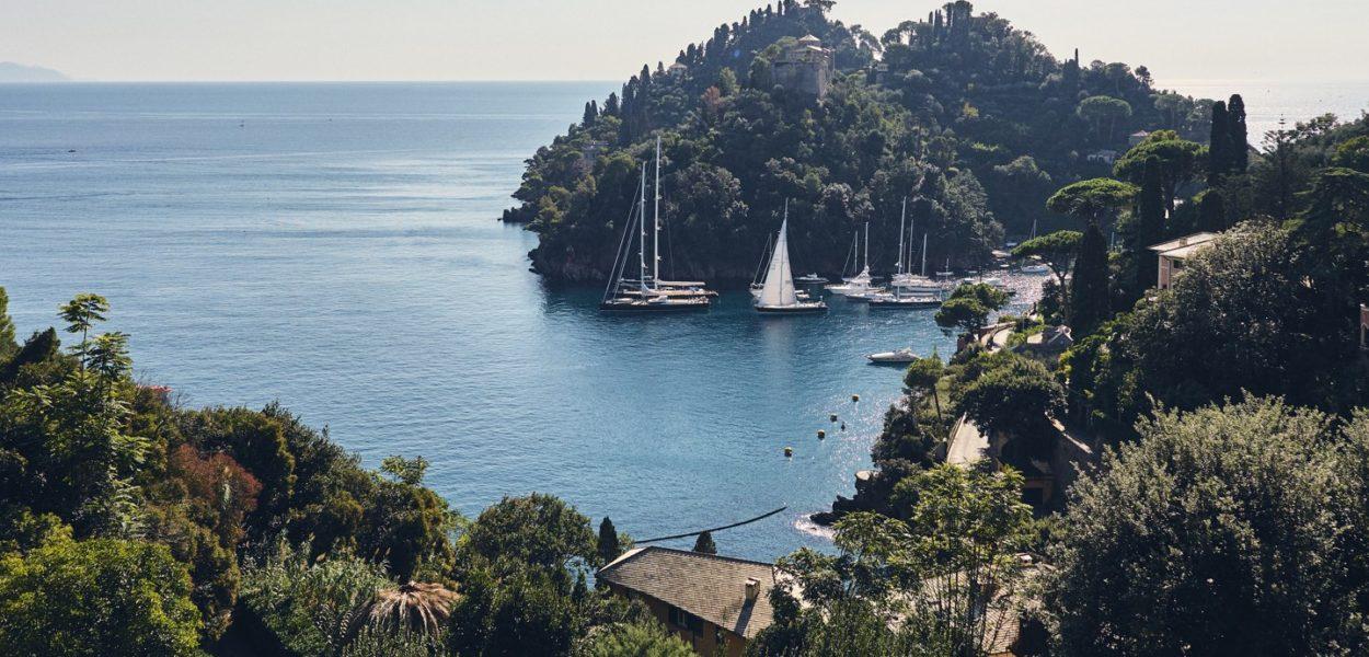 Luxe, calme et volupté à Portofino
