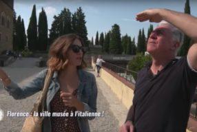 C'est au programme, Ali di Firenze sur France 2