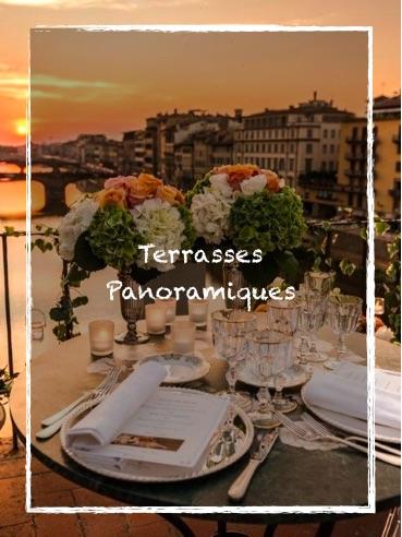 terrasse demande en mariage en Italie