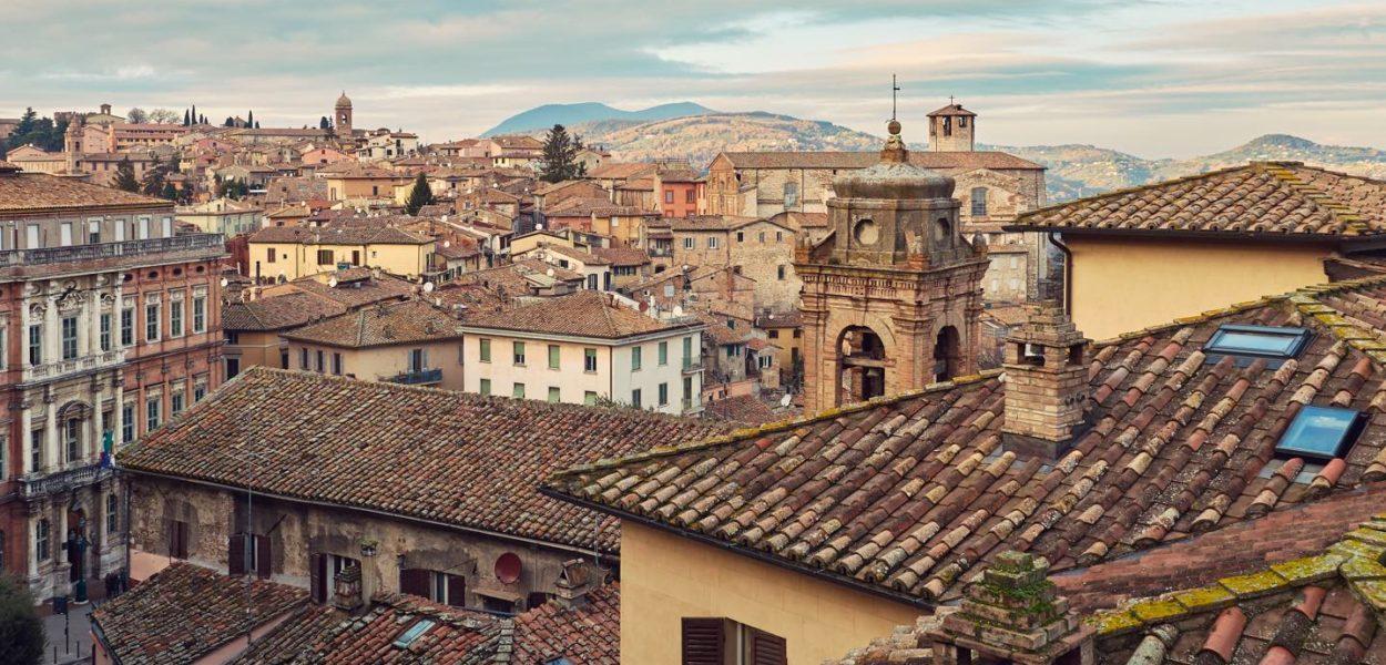 Mes adresses à Perugia (Pérouse !)