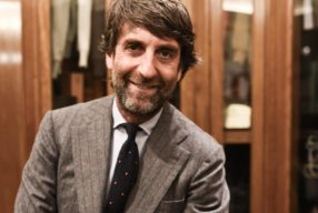 Italian Gentleman, Andrea Luparelli de la Sartoria Ripense