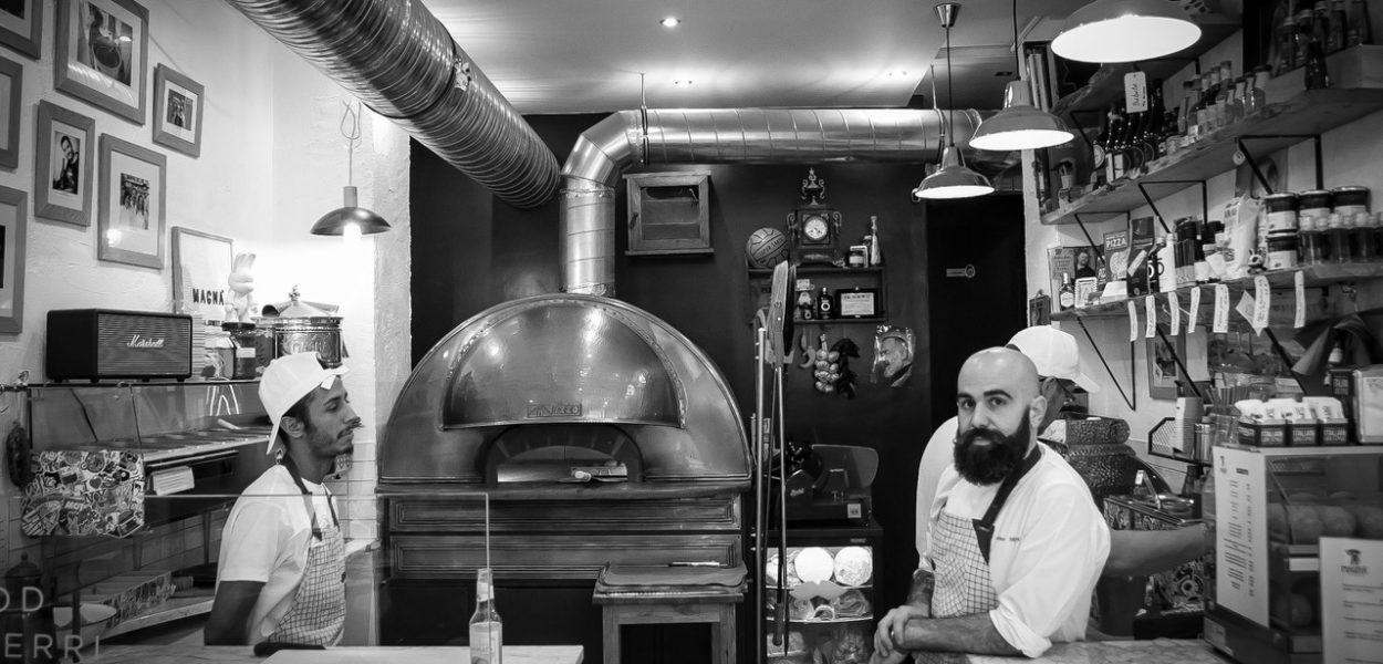 L'Italie à Paris avec Julien Serri, fondateur du street-food Magnà