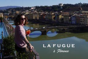 Une fugue avec moi à Florence …