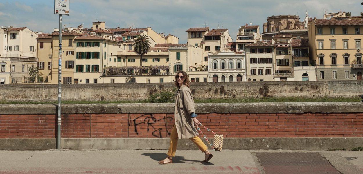 Style Story à Florence avec Escadrille Paris, part I