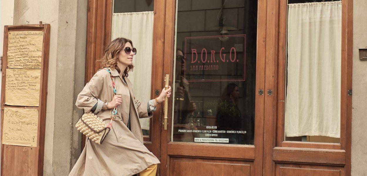 Ali's Favorite #5 Borgo San Frediano