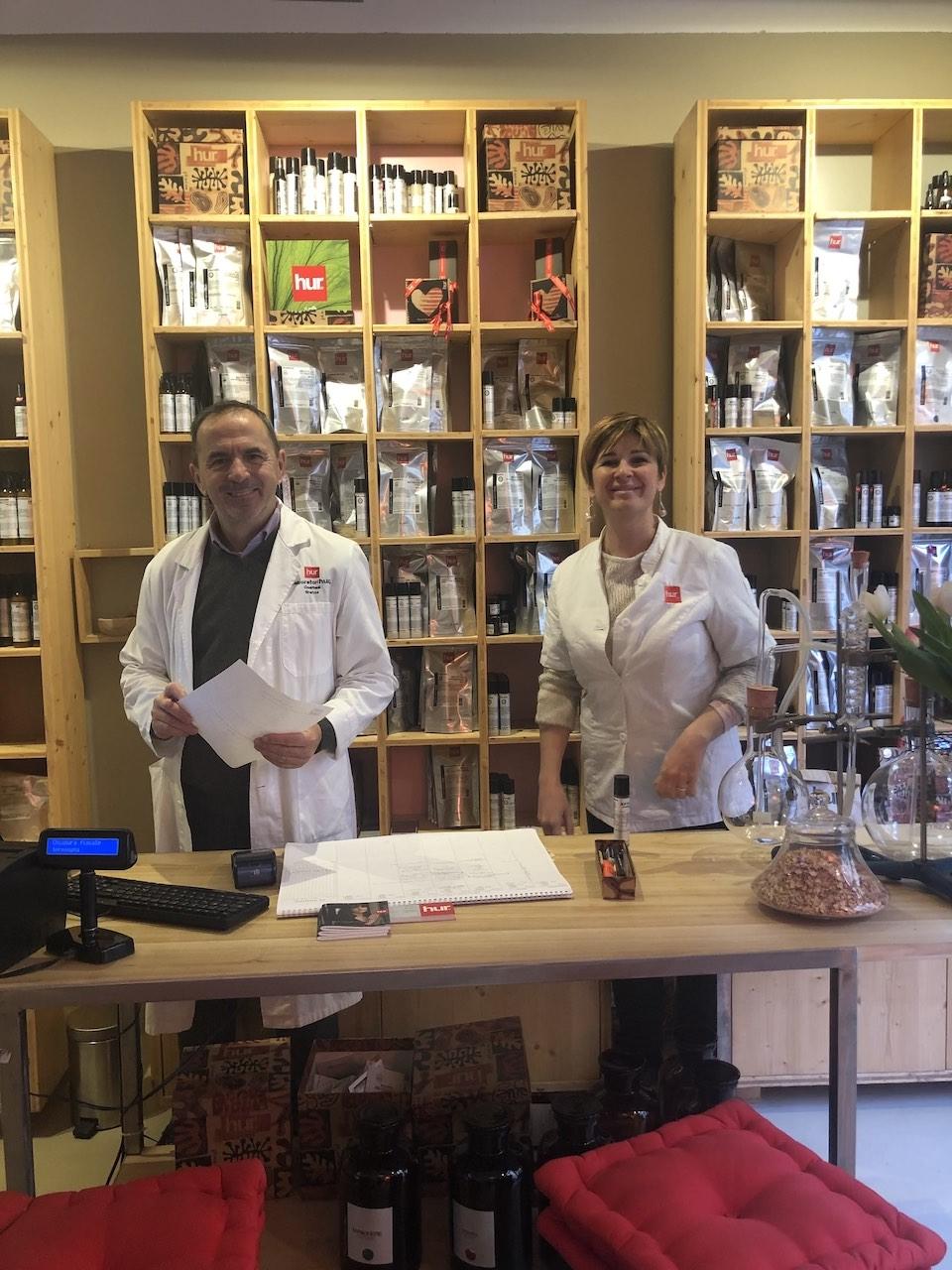 laboratori HUR Ali di Firenze 9