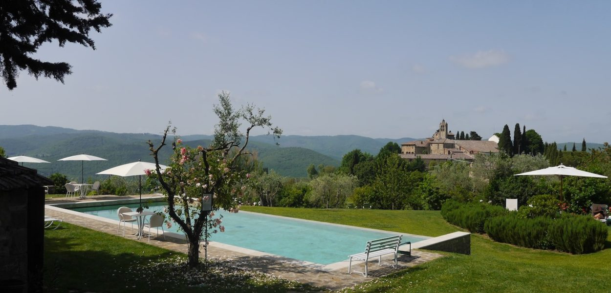 Villa Le Barone, l'esprit du Chianti