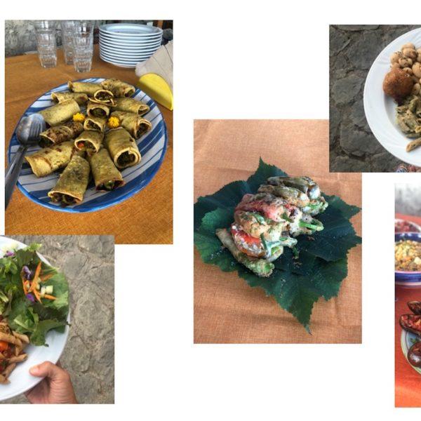 Des idées végétariennes délicieuses par La Selva Positano