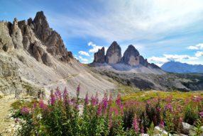 Dolomites, deux parcours de trekking à Cortina d'Ampezzo