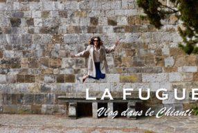VLOG, journée de préparation de la Fugue dans le Chianti