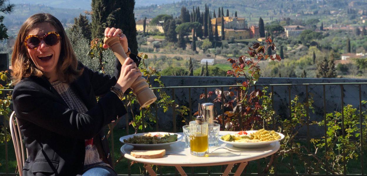 La diète Italienne, chapitre 1 / mon quotidien en cuisine