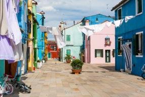 HOTEL HUNTING #4 / Casa Burano, île de Burano