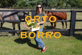 ITALIAN MOMENT, l'Orto del Borro