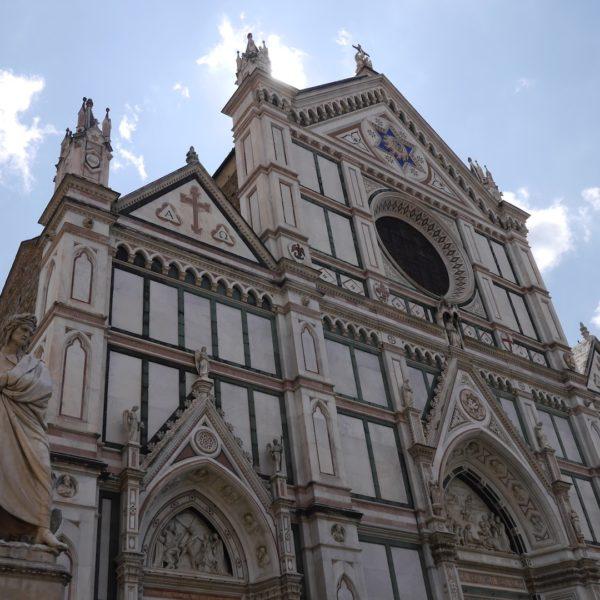 Visite de Santa Croce en Italie