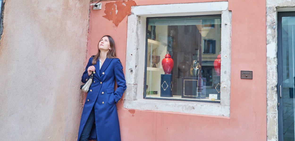 Code de bonne conduite à Venise selon Elena Diachenko
