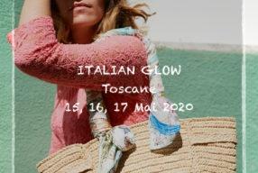 Réservations ouvertes / La quête de l'Italian Glow 15-17 mai 2020 – COMPLET