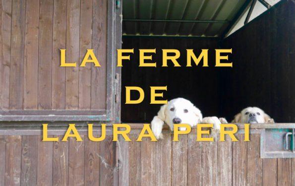 La ferme de Laura Peri en Italie