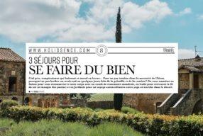 Les Fugues Italiennes dans le magazine Holissence