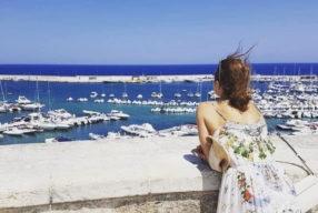Les habitudes d'Ylenia Sambati dans les Pouilles