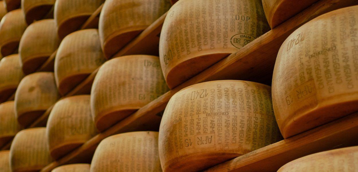 Le Grand Food Tour, les secrets du parmigiano reggiano