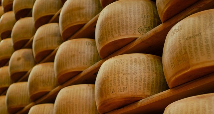 Le meilleur parmigiano en italie