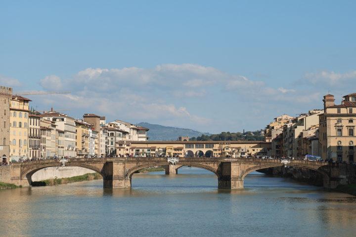 Paysage si vous restez 48h à Florence