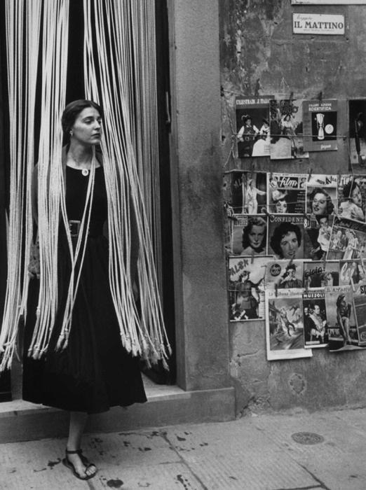 Ruth Orkin Ali di Firenze 9