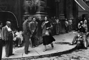 Viaggio fotografico, une fugueuse à Florence dans les années 50