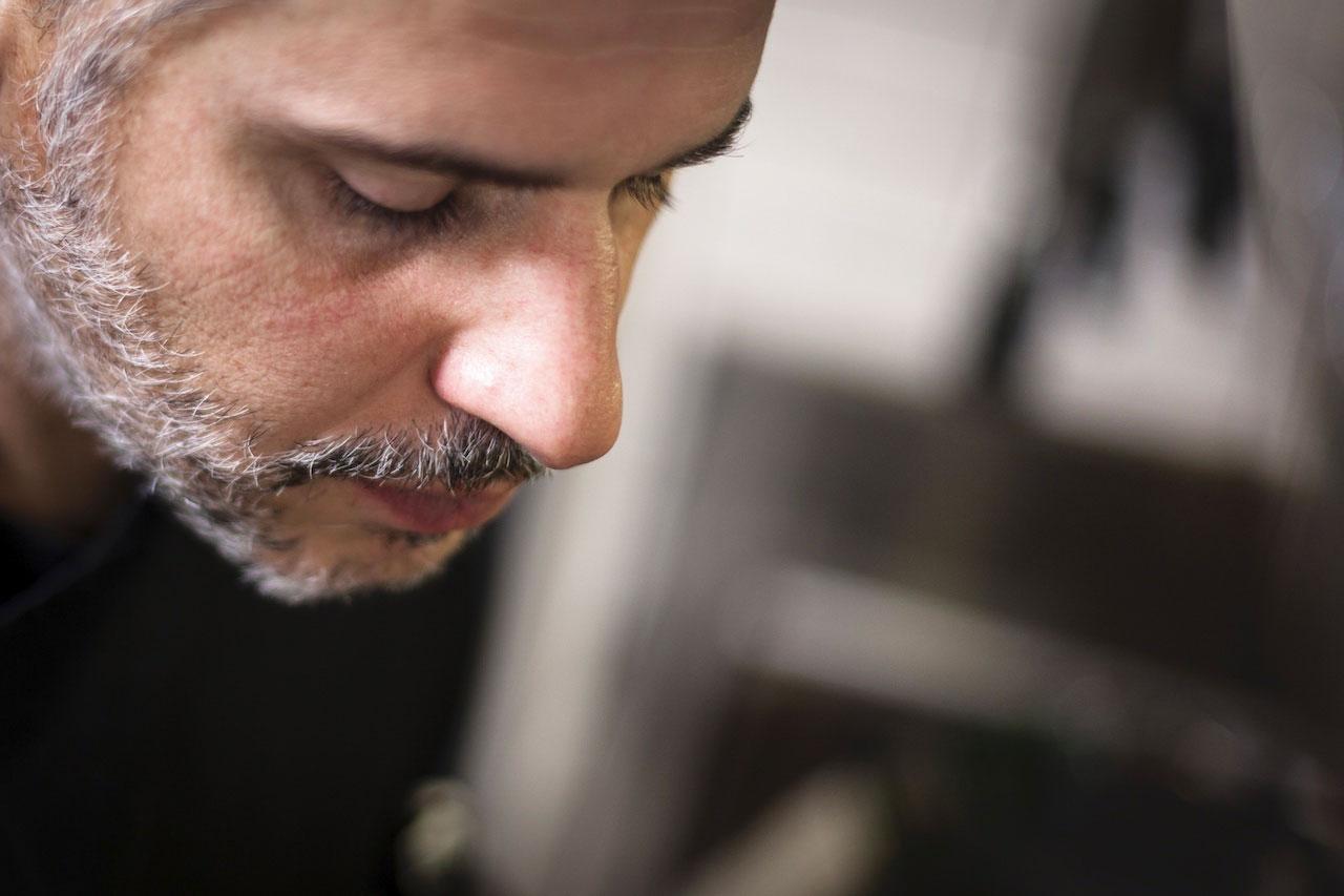 Nicola Balestra, fondateur de la maison d'affinage Raffinati