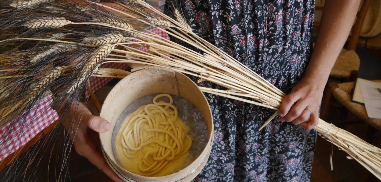 La diète italienne, chapitre 11 / Marco Fabbri, fabriquant de pâtes artisanales