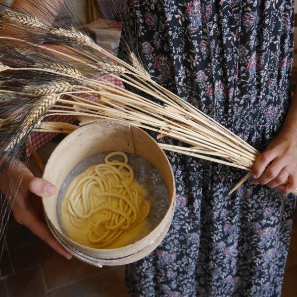 La diete italienne Pasta