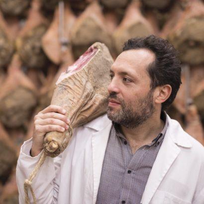 producteur et affineur de salaisons en Italie