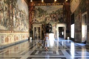 Dessiner à Rome, une fugue dans la cité éternelle