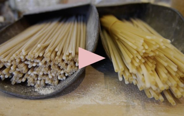 Vidéo de préparation des pattes Italiennes