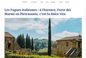 Les Fugues Italiennes dans Le Figaro !