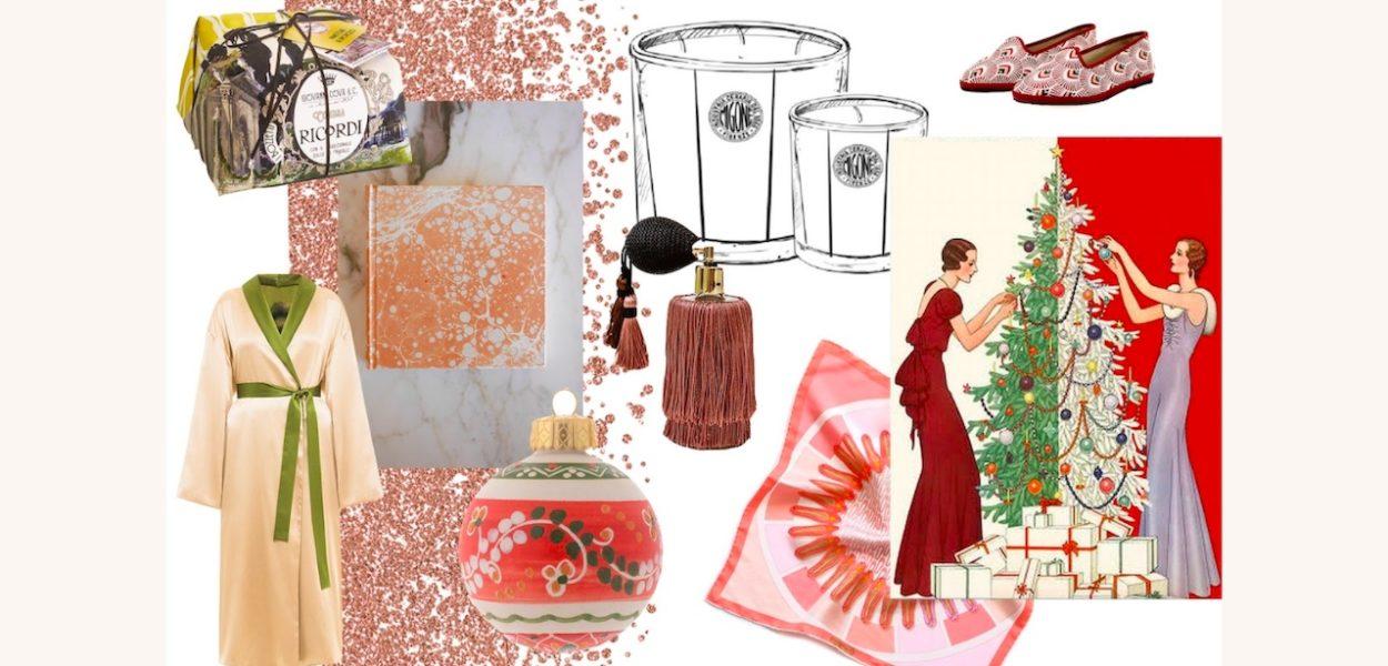 Un Noël Italien, sélection de cadeaux inspirés