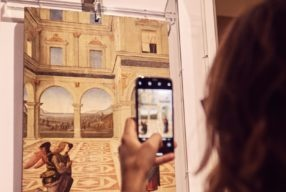 L'art italien à la maison, initiatives digitales