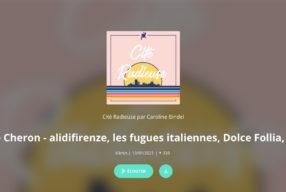 Mon interview pour le podcast Cité Radieuse